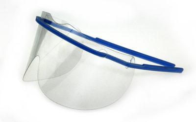 Medical plastic protective goggles CE iSO Anti-fog doctor nurse – MOQ 50 pairs – £0.30p/pair